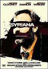 Syriana DVD Nuovo Sigillato George Clooney Matt Damon