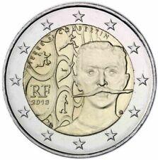 2-Euro-Gedenkmünzen aus Frankreich Euro Jahr 2013