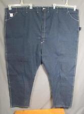 VINTAGE 1960s Pointer Vaqueros trabajo desgaste Jeans Massive! 74 Talle NOS