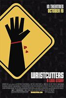 WRISTCUTTERS ORIGINAL THEATRICAL MOVIE POSTER