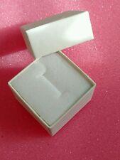"Jewelry Ring Box 1 1/2""x 1 1/2"""