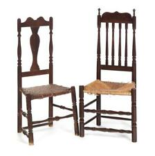 Two American Side Chairs. Lot 398