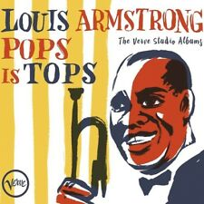 Louis Armstrong - Pops Is Tops: The Verve Studio Albums [New CD] Reissue