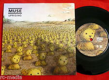 "MUSE - Uprising/Who knows Who - UK 7"" in Card Pic Sleeve with Picture labels"