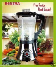 EOFY BIRTHDAY Gift AsSeenOnTV 6-Function 1 TOUCH HOT SOUP MAKER BLENDER COOKER