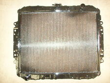 RADIATOR HOLDEN RODEO MANUAL NEW 1987-1997 2.2/2.6L