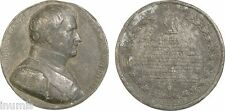Louis-Philippe Ier, retour des cendres de Napoléon Ier, 1840, plomb - 48