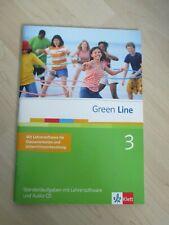 Green Line 3 Lehrersoftware für Klassenarbeiten