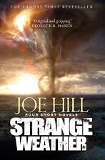 Signed by Joe Hill, STRANGE WEATHER, Gollancz UK 1st Edition