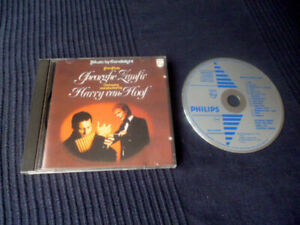 CD Gheorghe Zamfir & Van Hoof Music By Candlelight Panflöte Philipps BLUE ARROW