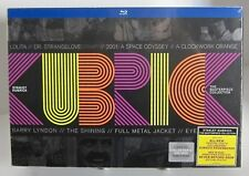 Stanley Kubrick: The Masterpiece Collection Warner 2014 BoxSet 10 Disc, 8 Movies