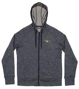 adidas NCAA Women's Chattanooga Moc's Full Zip Tech Fleece Hoodie, Navy