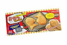 Fish Shaped Waffle Pan, Taiyaki Pan, Cake Pan BAKING PLATE Japan