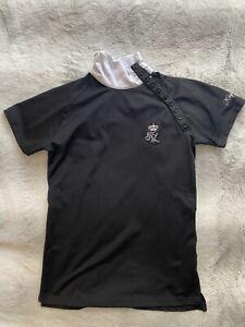 Kingsland Competition Shirt Black Size S