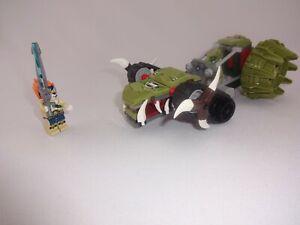 LEGO® Legends of Chima 70001 Crawley's Claw Ripper