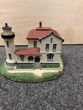 1992 Admiralty Head Lighthouse Historic American Lighthouses Danbury Mint Euc