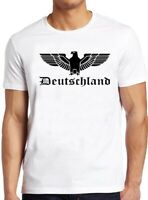 Germany T Shirt Deutschland Eagle Vintage Cool Gift Tee 234