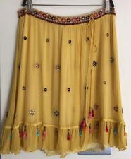 Yoana Baraschi Yellow Skirt. Size Small. Used