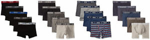 IZOD Men's 5 Pack Stretch Boxer Briefs W/ Fly Pouch NEW
