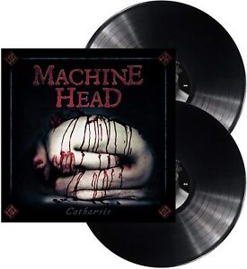 MACHINE HEAD Catharsis (2018) Limited Edition 180g 15-track 2-LP NEW/SEALED