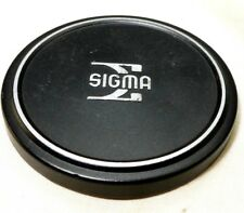SIGMA METAL 62mm Lens Front Cap Slip on type