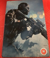 Call of Duty Ghosts Hardened Special Limited Steelbook Edition Xbox 360 Game