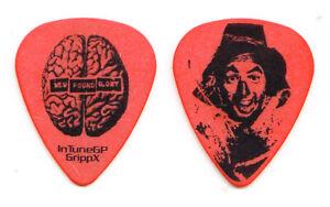 New Found Glory Wizard Of Oz Scarecrow Brain Orange Tour Guitar Pick - NFG