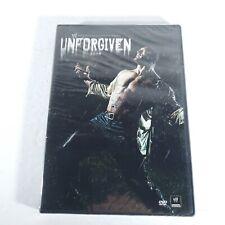 Wwe: Unforgiven 2008 Dvd Brand New Sealed Ppv Wrestling Jericho Hbk Cody Hhh