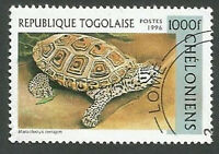 Togo Scott# 1795A, Turtles, Malaclemys Terrapin, Used, 1996