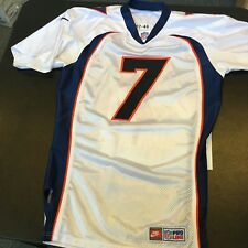 1997 John Elway Authentic Game Model Nike Proline Denver Broncos Jersey