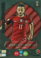 Panini Adrenalyn XL World Cup 2018 Russia WM Limited Edition Bernardo Silva