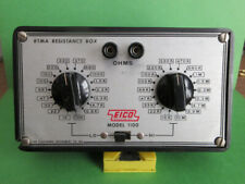 New listing (1) Eico Rtma Resistance Box Electronic Instrument Co.