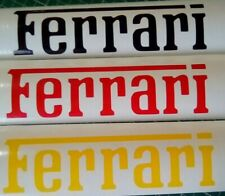 FERRARI STICKER / DECAL