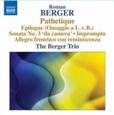 """Roman Berger: Pathétique, Sonata No. 3 """"""""da camera"""""""" - Allegro frenetico con rem"""