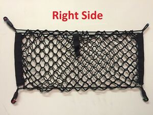 Rear Side Cargo Net Set of 2 For Subaru Forester 2006 2007 2008 BRAND NEW