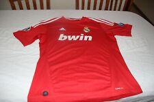 CAMISETA REAL MADRID DE CHAMPIONS DEL 2011 MARCA ADIDAS TALLA L COTIZADA  SHIRT 8e7bd192c0df9