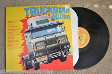 TRUCKSTAR Music Big Rig Semi Rock RECORD LP VG+