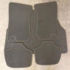 Autoteppich Fußmatten Kofferraum Set Ford Capri 2 - 3  Antrazith Velours neu