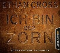 ETHAN CROSS - ICH BIN DER ZORN  6 CD NEU