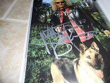 "Matt Sorum Signed Autographed Guns N Roses 7.75""x10.5"" Book Photo PSA Guaranteed"