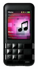 Creative ZEN EZ100 Mozaic 8GB MP3 Video WMA Music Player Black (FREE SHIPPING)