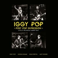 Iggy Pop - Envoie Pop Dépression : Live At The Royal Albert Hall Nouveau DVD