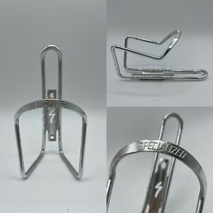 authentic Specilized Bottle Cage / holder silver