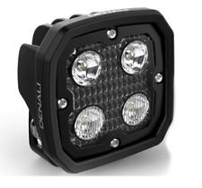 DENALI 2.0 D4 LED MOTORCYCLE Light Pod with DataDim Technology SINGLE LIGHT ONLY