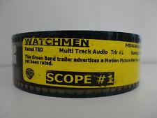 WATCHMEN (2009)  35mm Movie Trailer #1 film collectible SCOPE 2min 24secs