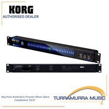 Korg Pitchblack Pro PB05 Rackmount Guitar Bass Rack Tuner Chromatic