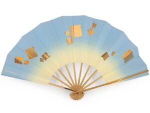 Vintage Japanese Geisha Odori 'Maiogi' FoldingDanceFans Original Box: Sep19-N
