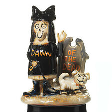 Yankee Candle Boney Bunch  Dawn of the Dead Candle Jar Topper Standard New
