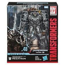 Transformers Studio Series 48 Megatron The Ride 3d Leader Class Figure