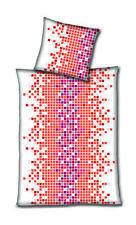 """Betz funda de dos piezas diseño """"dados"""" de color rojo"""